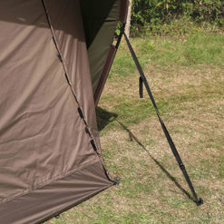 Fox Retreat+ 2 Man Dome Bivvy inkl. Inner Dome 12