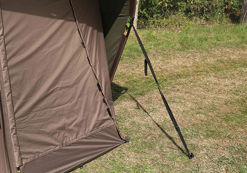 Fox Retreat+ 2 Man Dome Bivvy inkl. Inner Dome 7