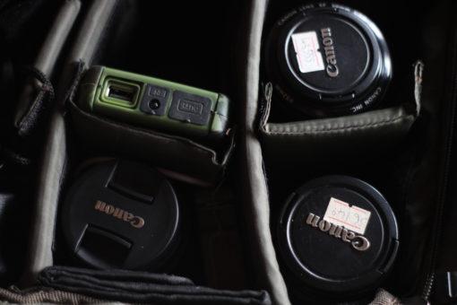 Avid Carp Camera Bag Rucksack 5