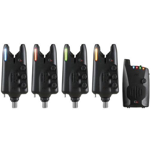 JRC Radar CX Alarm 4+1 Set Multicolor 3