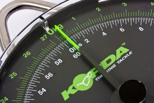 Korda Limited Edition Scales Gigantica Waage 120 lbs. 3