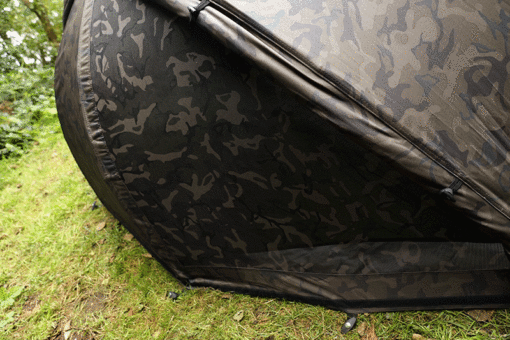 Fox Ultra 60 Camo Brolly System 6