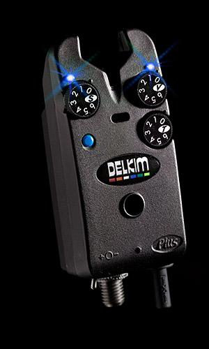 Delkim Tx-i Plus Funkbissanzeiger 3
