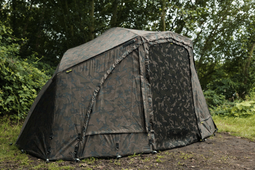 Fox Ultra 60 Camo Brolly System 3
